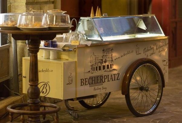 Витрины для мороженого ISA