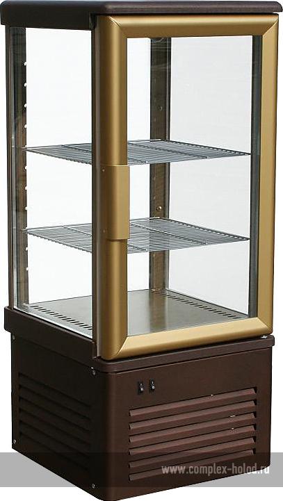 Вертикальная настольная кондитерская витрина Carboma R120C